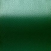 Green Leatherette Background poster