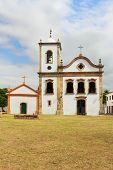 picture of cassia  - Church Igreja de Santa Rita de Cassia in Paraty state Rio de Janeiro Brazil - JPG