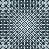 stock photo of arabic  - Ornamental oriental pattern - JPG