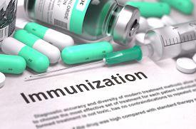 stock photo of morbid  - Immunization  - JPG