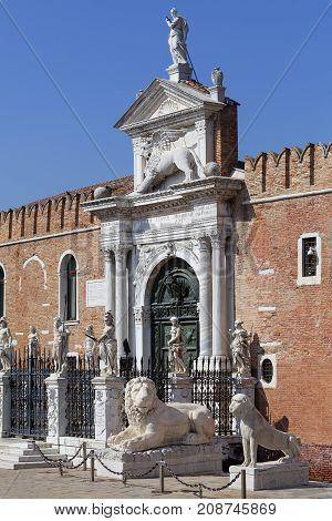 Venetian Arsenal complex
