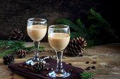 Christmas Cream Coffee Liqueur poster