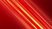 Red Diagonal Anime Speed Lines. Abstract Anime Background. poster