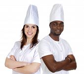 Happy Cooks Team poster