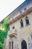 image of juliet  - Famous Juliet balcony in Verona - JPG