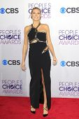 LOS ANGELES - JAN 9: Heidi Klum at the 39th Annual People's Choice Awards at Nokia Theater L.A. Live