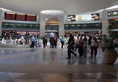 Tel Aviv - July 15:  Ben Gurion International Airport On July 15, 2013 In Tel Aviv, Israel,  One Of