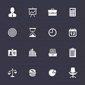picture of libra  - Business Icons - JPG