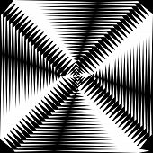 pic of hypnotic  - Black and White Hypnotic Background - JPG