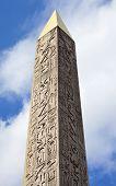 stock photo of obelisk  - A close - JPG