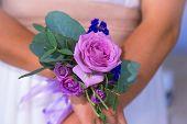 image of dowry  - Bridesmaids flowers - JPG