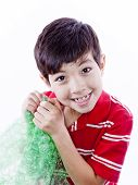 foto of irresistible  - A young boy can - JPG