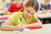 stock photo of exams  - education - JPG