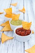 picture of nachos  - Nacho Dips  - JPG