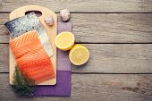 foto of condiment  - Salmon - JPG