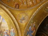 Spandrel Of San Marco poster