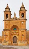 pic of olden days  - Our Lady of Pompej church at Marsaxlokk - JPG