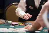 foto of las vegas casino  - World Poker Tournament - JPG