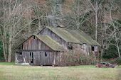 image of yesteryear  - This midday shot was taken in Blanchard - JPG