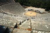 picture of argo  - Epidauros Theater  - JPG