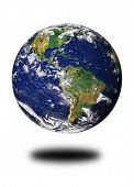 foto of world-globe  - Globe  - JPG