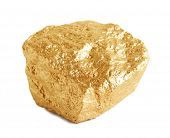 image of gold nugget  - Gold Nugget - JPG