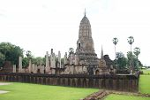 Sukhothai Old Town, Sukhothai Historical Park, Thailand World Heritage Site poster