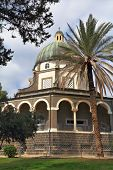 foto of beatitudes  - Basilica on the mountain of Beatitudes  - JPG