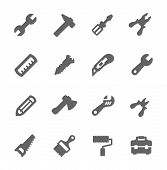 foto of designated driver  - Simple set of tools related vector icons for your design - JPG