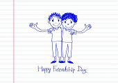 pic of  friends forever  - Happy Friendship day background Best Friends Forever - JPG