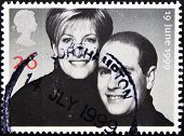 UNITED KINGDOM - CIRCA 1999: A stamp printed in Great Britain shows the Earl of Wessex Prince Edward