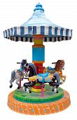 stock photo of carousel horse  - Children - JPG