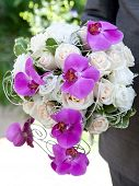 picture of bouquet  - Wedding bouquet - JPG