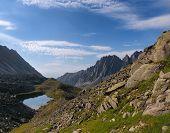 pic of siberia  - Mountain tundra in Siberia - JPG