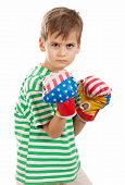 stock photo of pugilistic  - Pugilist - JPG