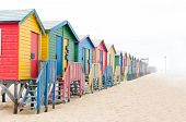 stock photo of beach hut  - Multi - JPG