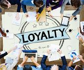 pic of honesty  - Loyalty Values Honesty Integrity Honest Concept - JPG