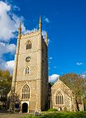 picture of church-of-england  - Minster Church of St Mary the Virgin in Reading England - JPG