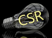 stock photo of responsible  - CSR  - JPG