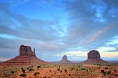 Monument Valley, Utah, Usa poster