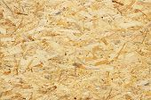 stock photo of shaving  - Natural Wooden Pressed Shavings - JPG