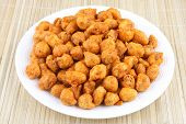 image of mithai  - Spiced coated fried peanut an all time snack - JPG