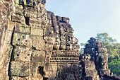 Temple in Angkor Thom, Cambodia