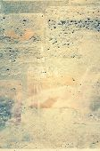 Brown grungy wall - Sandstone surface background