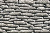 stock photo of sandbag  - sandbags world war 1 trench of death Flanders Belgium - JPG