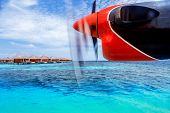pic of float-plane  - Charter to exotic resort - JPG