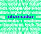 Information Word Means Details Facts Or Notification