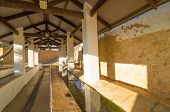 pic of costa blanca  - Old washhouse on sunny Costa Blanca Spain - JPG
