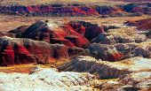 Beautiful Image of the Painted Desert, Arizona
