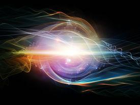 stock photo of quantum  - Atomic series - JPG